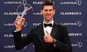 Djokovic lần thứ tư đoạt Oscar thể thao