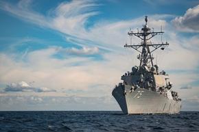 Chiến hạm Mỹ mang 90 tên lửa Tomahawk vào Biển Đen, Nga vội vã điều tàu áp sát