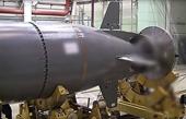 Nga sắp hạ thủy tàu ngầm được trang bị siêu ngư lôi Poseidon