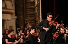 """Nghệ sỹ độc tấu violon nổi tiếng Nhật Bản sẽ tham gia buổi hòa nhạc """"Vũ điệu Mặt Trời"""""""