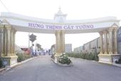 Dự án KDC Hưng Thịnh Cát Tường Bất chấp quy định pháp luật để phân lô bán nền