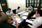 Quy định của Bộ Chính trị về trách nhiệm người đứng đầu cấp ủy trong việc tiếp dân