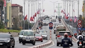 Hà Nội rợp cờ hoa chào đón Hội nghị thượng đỉnh Mỹ - Triều