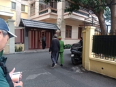 Cơ quan Công an đang khám xét nhà ông Nguyễn Bắc Son và Trương Minh Tuấn