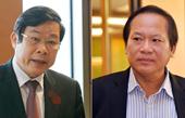 NÓNG - Phê chuẩn quyết định khởi tố, bắt tạm giam ông Nguyễn Bắc Son và ông Trương Minh Tuấn