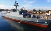 Iran phóng thử tên lửa hành trình mới từ tàu ngầm