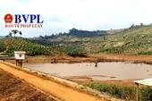 Công trình thủy lợi làm nghèo đất nước 6,2 tỷ bị thổi giá lên 15,5 tỷ
