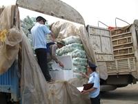 Thu NSNN từ hoạt động xuất nhập khẩu tháng 2 đạt 18 223 tỷ đồng