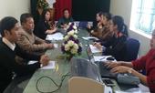 VKSND huyện Nam Sách Kiểm sát việc bán đấu giá tài sản đảm bảo thi hành án