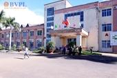 Đình chỉ điều tra vụ nguyên Giám đốc Bệnh viện đa khoa tỉnh Đắk Nông