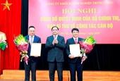 Bộ Chính trị chỉ định Bí thư Đảng ủy khối Doanh nghiệp Trung ương