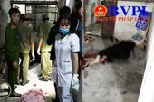Ảnh hiện trường vụ thảm án ở Nam Định và thông tin chính thức từ Công an