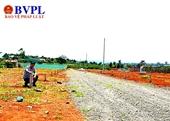 Nhiều lãnh đạo TP Pleiku bị kỷ luật vì để xảy ra sai phạm trong quản lý đất đai