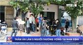 Thảm án làm 4 người thương vong tại Nam Định