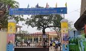 Bắc Giang tạm đình chỉ thầy giáo bị tố dâm ô học sinh