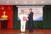 Trường Đại học Kiểm sát Hà Nội có thêm một Phó Hiệu trưởng