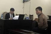 Ca sĩ Châu Việt Cường lĩnh án 13 năm tù về tội giết người