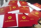 Làm giả sổ đỏ để mang đi lừa đảo chiếm đoạt 100 triệu đồng