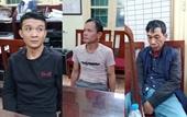 Lạnh người lời khai 3 kẻ mang dao phóng lợn cướp của phụ nữ trong ngày 8 3