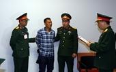 Cơ quan Điều tra hình sự Bộ Quốc phòng bắt đối tượng truy nã quốc tế Lê Quang Hiếu Hùng
