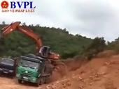 Phóng viên báo BVPL bị dọa sẽ không tha khi phản ánh đất tặc ở Quảng Bình