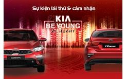 Khởi động chuỗi sự kiện lái thử xe Kia – Be Young At Heart