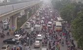 Cấm xe máy trên đường Nguyễn Trãi Liệu có khả thi