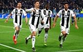 Juventus vào tứ kết Mồ hôi, máu và trái tim Ronaldo