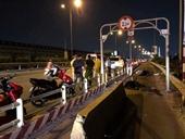 Lắp dải phân cách ngăn ô tô trên cao tốc gây tai nạn chết người, Sở GTVT TP HCM nói gì