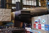 Hải quân Nga tiếp nhận 2 tàu ngầm mới khiến NATO phải dè chừng