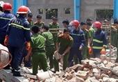 Ảnh hiện trường vụ sập tường làm 5 người chết thảm ở Vĩnh Long