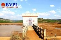 Vụ công trình thủy lợi làm nghèo đất nước  Khởi tố, bắt tạm giam lãnh đạo Ban quản lý dự án