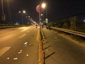 Lại xảy ra tai nạn chết người trên đường dẫn cao tốc TP HCM – Long Thành – Dầu Giây
