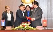 Tọa đàm giữa Viện kiểm sát tối cao hai nước Việt Nam - Cuba