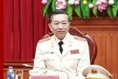 Đại tướng Tô Lâm biểu dương các lực lượng triệt phá đường dây ma túy xuyên quốc gia