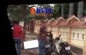 NÓNG Xuất hiện video ghi lại diễn biến vụ cướp hồ sơ dự thầu ở Quảng Bình