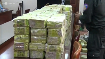 Ba giai đoạn đưa 900 kg ma tuý vào Việt Nam của ông trùm Trung Quốc
