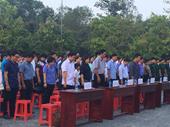 Tuổi trẻ VKSND và TAND Đồng Tháp ôn lại truyền thống hào hùng của dân tộc