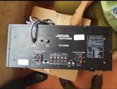 Vụ làm giả âm ly nhãn hiệu Jarguar Suhyoung PA-506N Chuyển hồ sơ sang Công an