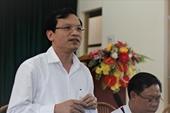 Vì sao chưa công bố danh tính thí sinh được nâng điểm ở Sơn La, Hòa Bình