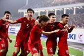 U23 Việt Nam 4-0 U23 Thái Lan Thắng hủy diệt, Việt Nam vào VCK châu Á 2020