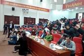 Tỉnh Quảng Ninh họp báo thông tin về vụ chùa Ba Vàng thỉnh vong