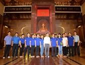 Tuổi trẻ Văn phòng VKSND tối cao tại TP HCM giáo dục truyền thống nhân ngày 26 3