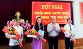 Nhân sự mới Đồng Nai, Long An, Quảng Bình, TPHCM, Sóc Trăng
