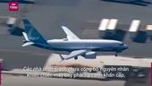 Lại trục trặc, Boeing 737 MAX 8 hạ cánh khẩn cấp