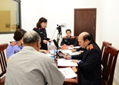 Lãnh đạo Viện Kiểm sát nhân dân tối cao tiếp công dân