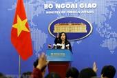 Trung Quốc phải tôn trọng chủ quyền Hoàng Sa, Trường Sa của Việt Nam