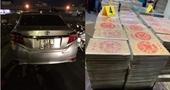 Cận cảnh 895 bánh heroin bị Tổ công tác 363 bắt tại An Sương