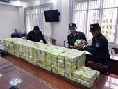 Triệt phá nhiều vụ buôn bán, vận chuyển trái phép chất ma túy cực lớn