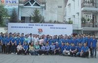 """Tuổi trẻ VKSND Thừa Thiên -Huế ra quân vì một thành phố """"Xanh- Sạch – Sáng"""""""